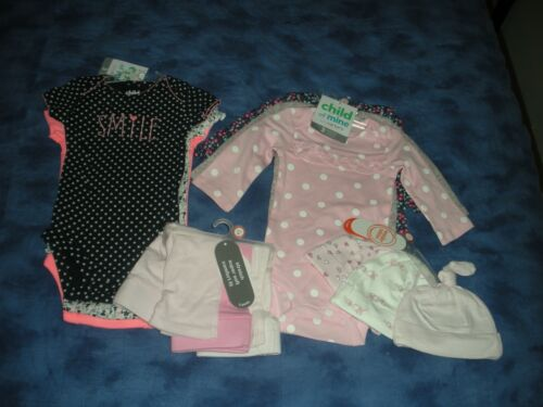 Girl lot 0-3 month