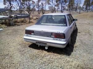 1988 Holden Astra SL/X Manual Sedan