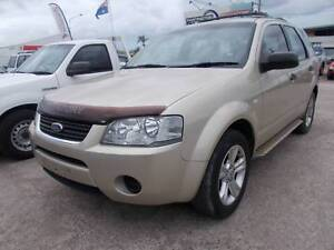 2007 Ford Territory  7 seater SUV Mount Louisa Townsville City Preview