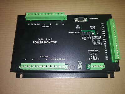 Horner Automation He200acm530d-17 Dual Line Power Monitor Kmgm