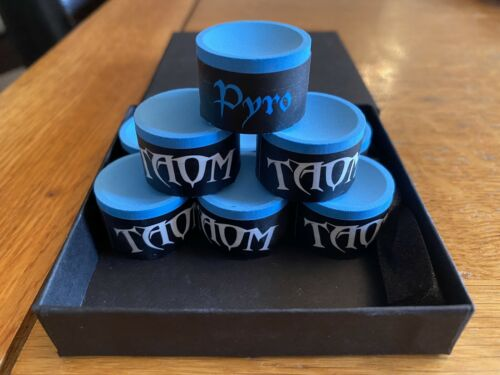 BRAND NEW TAOM PYRO SNOOKER /POOL CHALK,1 PIECE
