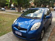 2011 Toyota Yaris Hatchback, full logbook service, auto, low km Crawley Nedlands Area Preview