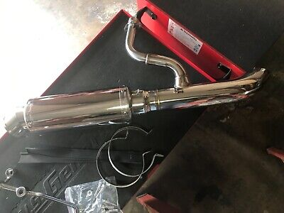 BUDGET SCOOTER PART'S--CF250 PERFORMANCE EXHAUST