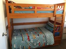 Bunk bed wood Girrawheen Wanneroo Area Preview