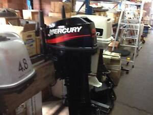 Outboard Motor Sale,New & Second Hand Serviced,Fitting Available Mortdale Hurstville Area Preview