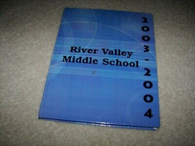 Vintage 2003-04 River Valley Middle School Jeffersonville Indiana Year (Valley River Center)