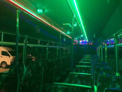 Shuttle Bus Hire up to 60 Seat Standard /Party Buses/Karaoke bus