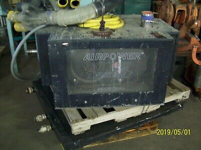 Vortron Airpower Industrial 30hp Centrifugal Blower Enclosure
