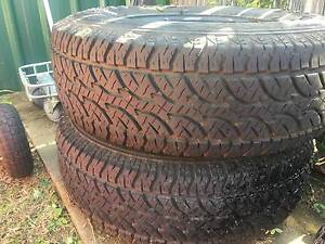 Land Rover Other, Defender/Series Sunraysia Rims & Tyres Durack Brisbane South West Preview