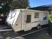 2005 Coromal Excel 511 Caravan Varsity Lakes Gold Coast South Preview