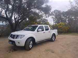 Nissan navara 2012 d40 price drop Googong Queanbeyan Area Preview