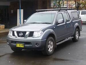 Navara 2.5 Turbo Diesel 4x4 Dual Cab Lismore Lismore Area Preview
