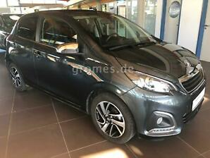 PEUGEOT 108 TOP Allure*SHZ*Klima*BT