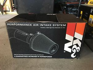 2012 and newer Jeep Wrangler Cold Air Intake