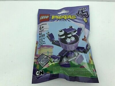 """NEW In Package Lego Mixels Series 6 """"Berp"""" 41552 Cartoon Network Factory Sealed"""