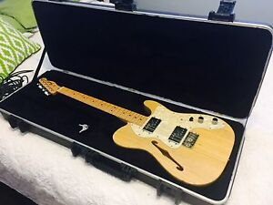 Fender Telecaster 72 thinline w/ hardcase Newcastle Newcastle Area Preview