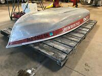 12' Aluminum Lund Boat - No Motor - No Trailer   T1290224