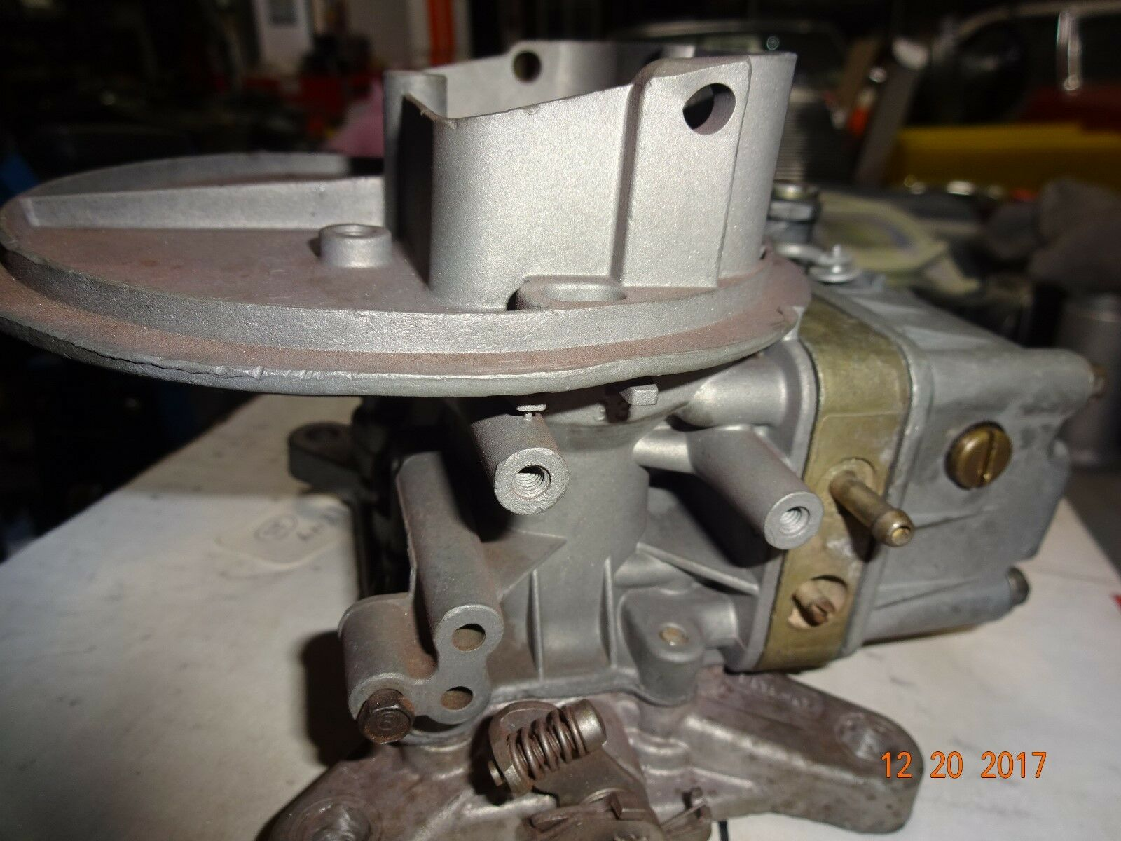 FORD 232 CARB, 1958-1959, NO CHOKE, 2 BBL... 25  - $49.00