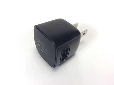 Genuine BlackBerry USB Wall Charger Original Adapter Replacement US Home Travel