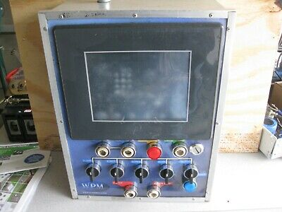 Automation Direct Control As Shown With Touch Screen Cpu-250-1 Plus Much More