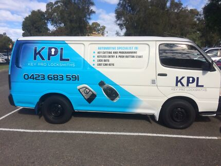 Locksmith at Blacktown markets this Sunday keys & remote half price