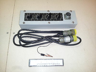 Nos Oxygen-nitrogen Generator Simulator Probe 747-1 Sk332 3655007990398