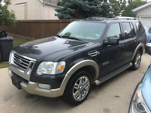 2007 FORD EXPLORER CLEAN TITLE 7 SEATER