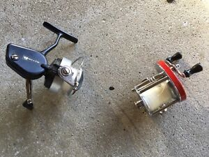 2 Older Fishing Reels/Collect Or Use