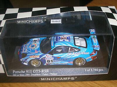 Porsche 911 GT3 - RSR 1:43  Minichamps