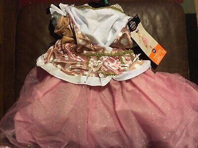 YOUTH GIRL'S MAGICAL FAWN HALLOWEEN COSTUME-MEDIUM (7-8)-TARGET BRAND-NWT!
