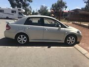 Nissan Tiida TI C11 MY07 Bentley Canning Area Preview