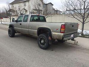 2001 gmc 2500