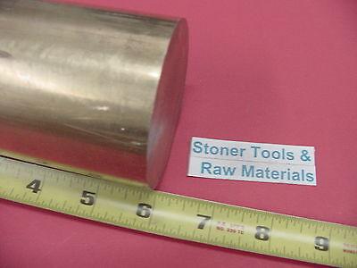 3 Od C360 Brass Round Rod 6 Long Solid 3.00 Diameter H02 Lathe Bar Stock