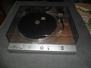 platine vinyle akai ap d33 ebay. Black Bedroom Furniture Sets. Home Design Ideas