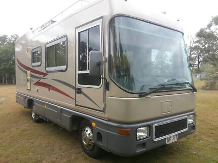 Motorhome Automatic will consider swap for Caravan Greenbank Logan Area Preview