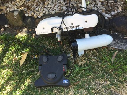 Jarvis Walker Watersnake 54lbs Electric boat motor SOLD. xxxx Tuncurry Great Lakes Area Preview