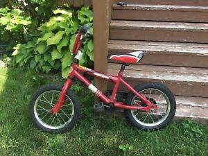 Boys Bike-14 inch Supercycle