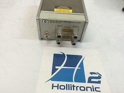 Hp 8447f Opt H64 Amplifier