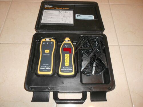 IDEAL 61-955 SURE TRACE CIRCUIT TRACER KIT