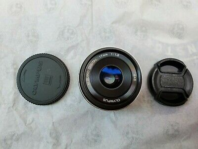 Olympus M.Zuiko 17mm F/1.8 AF Lens for Four Thirds