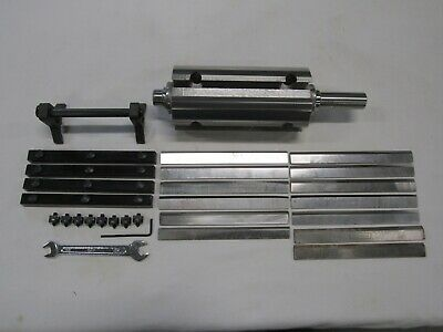 Jointer Cutting Head 6 4 Knife For Grizzly Model G0604 W Knife Setting Gauge