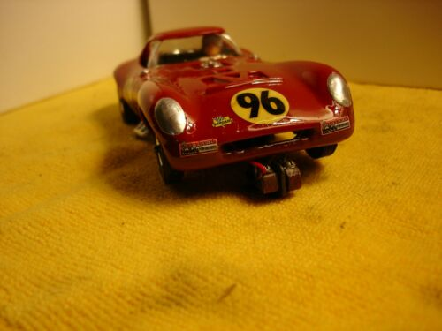 Vintage COX Cheetah slot car 1/24 offered by MTH