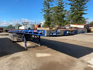 Semi trailer tri axle Naval Base Kwinana Area Preview