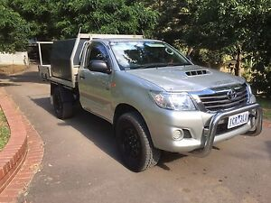 2014 Toyota hilux Avonsleigh Cardinia Area Preview