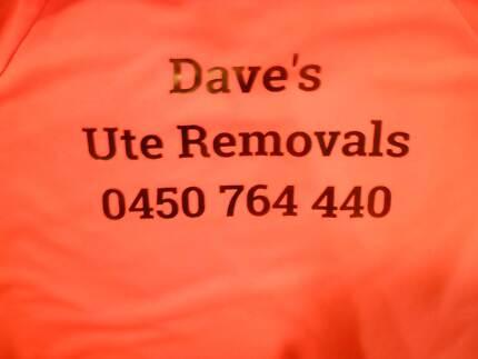Dave's ute moves Darlington 2008 Inner Sydney Preview