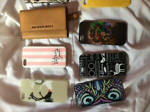 Cell phone cases / Étui à téléphone( IPhone 5)