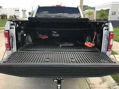 Truck Bed Envelope Style Trunk Mesh Cargo Net for FORD F-150 F150 2015-2020 New