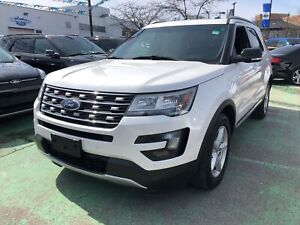 2016 Ford Explorer XLT,NAV,LEATHER,SUNROOF