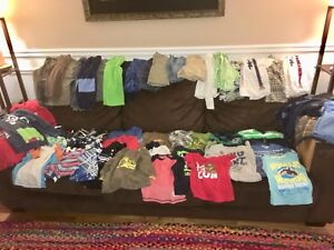 Large boys clothing lot size 2T/2/24months
