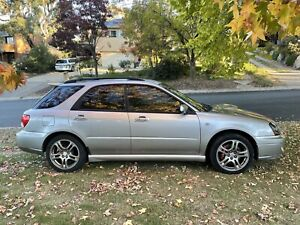 2005 Subaru Impreza WRX Manual AWD hatchback MYO5